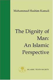 Cover of: The dignity of man