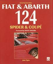 Cover of: Fiat & Abarth 124 Spider & Coupe (Car & Motorcycle Marque/Model)