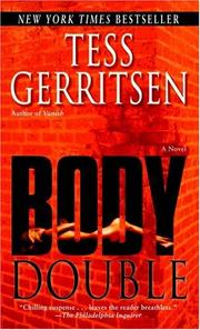 Cover of: Body Double (Jane Rizzoli, Book 4)