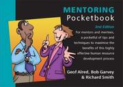 Cover of: The Mentoring Pocketbook (Management Pocketbooks) (Management Pocketbooks) | Geof Alred