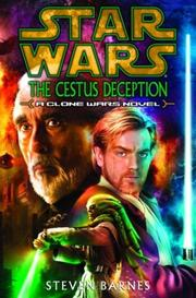 Cover of: Star wars, The Cestus deception | Steven Barnes