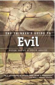 Cover of: The thinker's guide to evil