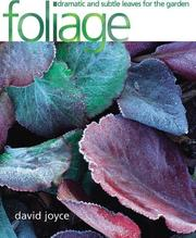 Cover of: Foliage