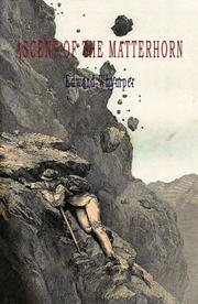 Cover of: The Ascent of the Matterhorn