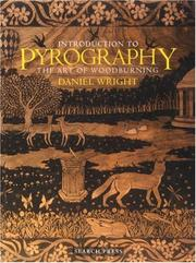 Cover of: Introduction to Pyrography