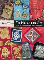 Cover of: The Art of Metal and Wire