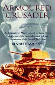 Cover of: Armoured crusader | Kenneth John Macksey