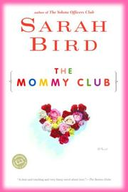 Cover of: The mommy club