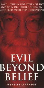 Cover of: Evil Beyond Belief