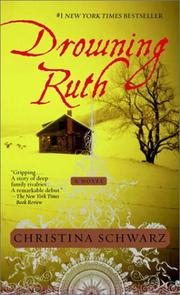 Cover of: Drowning Ruth | Christina Schwarz
