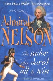 Cover of: Admiral Nelson (Who Was...?)