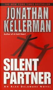 Cover of: Silent Partner (Alex Delaware) | Jonathan Kellerman