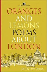 Cover of: Oranges and Lemons