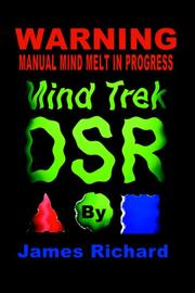 Cover of: Mind Trek DSR