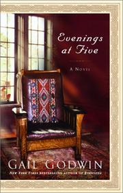 Cover of: Evenings at five