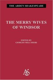 Cover of: The Merry Wives of Windsor
