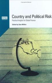 Cover of: Country and Political Risk