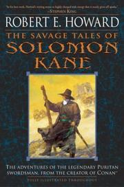 Cover of: The Savage Tales of Solomon Kane