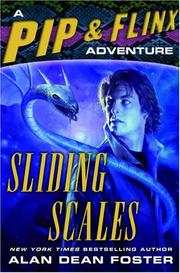 Cover of: Sliding Scales: a Pip & Flinx novel