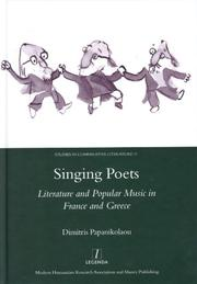 Singing Poets by Dimitris Papnikolaou