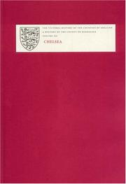 Cover of: A History of the County of Middlesex: Volume XII | Patricia E.C. Croot
