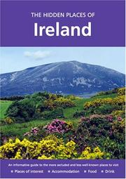 Cover of: HIDDEN PLACES OF IRELAND (The Hidden Places)