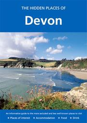 Cover of: HIDDEN PLACES OF DEVON (The Hidden Places)