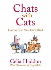 Cover of: Chats with Cats | Celia Haddon