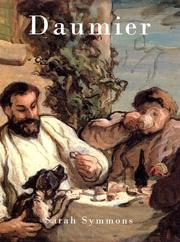 Cover of: Daumier | Sarah Symmons