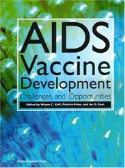 Cover of: AIDS Vaccine Development |