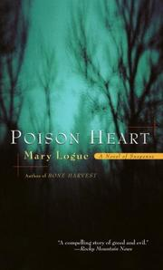 Cover of: Poison heart: a novel of suspense