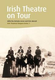 Cover of: Irish Theatre Tour