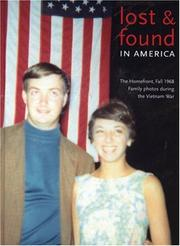 Cover of: Lost And Found In America (Photography) | Lenny Gottlieb