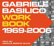 Cover of: Gabriele Basilico Workbook 19692006