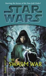 Cover of: The Swarm War (Star Wars: Dark Nest, Book 3)