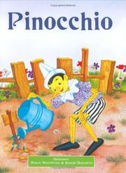 Cover of: Pinocchio