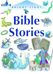 Cover of: Bible Stories (Bright Light) (Bright Light) | Rachel Burgess