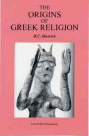 Cover of: The Origins Of Greek Religion