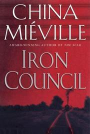Cover of: Iron Council