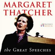 Cover of: Margaret Thatcher (Spoken Word)