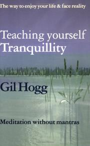 Cover of: Teaching Yourself Tranquility