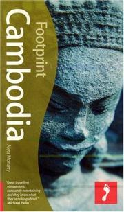 Cover of: Footprint Cambodia, 4th Edition