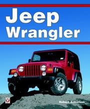 Cover of: Jeep Wrangler | Robert Ackerson