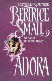 Cover of: Adora | Bertrice Small