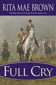 Cover of: Full cry: A Novel (Foxhunting Mysteries)
