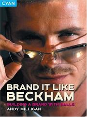 Cover of: Brand It Like Beckham