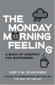 Cover of: The Monday Morning Feeling