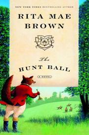 Cover of: The hunt ball: A Novel (Foxhunting Mysteries)