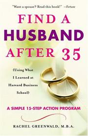 Cover of: Find a Husband After 35