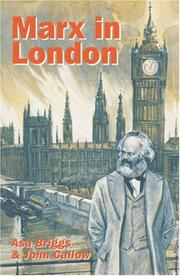 Cover of: Marx in London: an illustrated guide